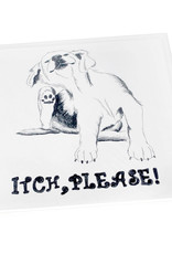 """""""Itch please"""" Birthday Card  by Scott Dickens, All4Pun"""