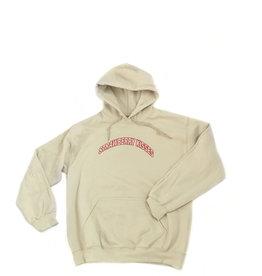 "Osa North ""Strawberry Kisses"" XL tan sweatshirt  by Osa North"
