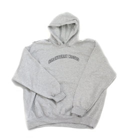 """Strawberry Kisses"" medium gray sweatshirt  by Osa North"