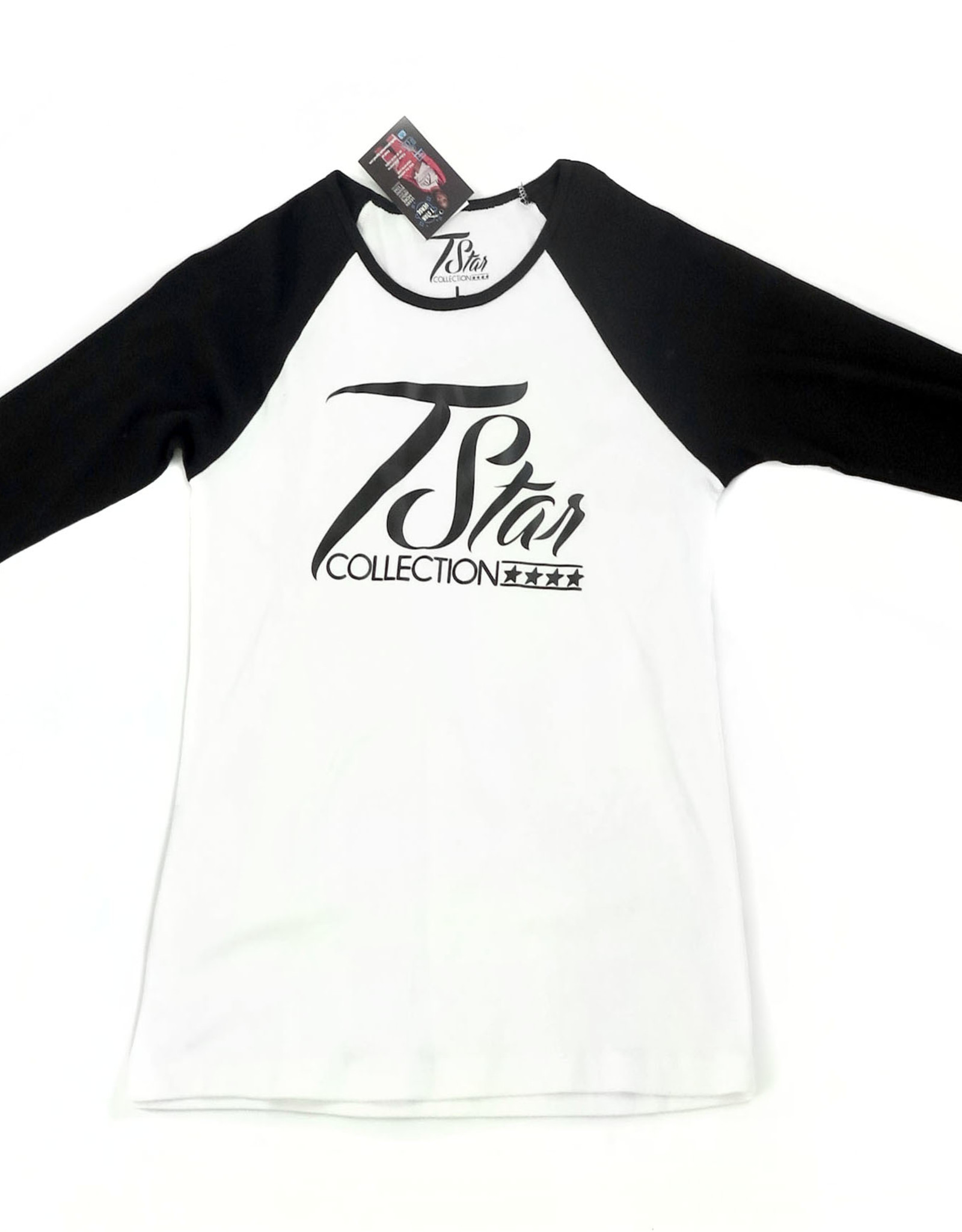 T Star Collection Baseball tshirt by T Star Collection, Manifest Song Performer T Star Verse