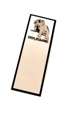 """""""Itch Please"""" Bookmark by Scott Dickens, All4Pun"""