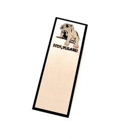 """Itch Please"" Bookmark by Scott Dickens, All4Pun"