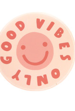 "Konoco ""Good Vibes Only"" Sticker by Konoco"