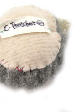 Pin Head  #1 Pin Cushion, C. Thresher
