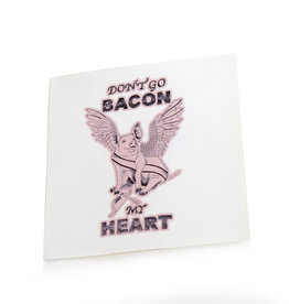 Bacon Sticker by Scott Dickens, All4Pun