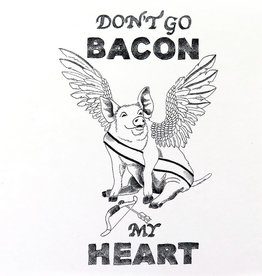 Bacon Card by Scott Dickens, All4Pun