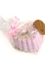 Adriana Vincenti Lavender Heart Soap (opaque) by Adriana Vincenti