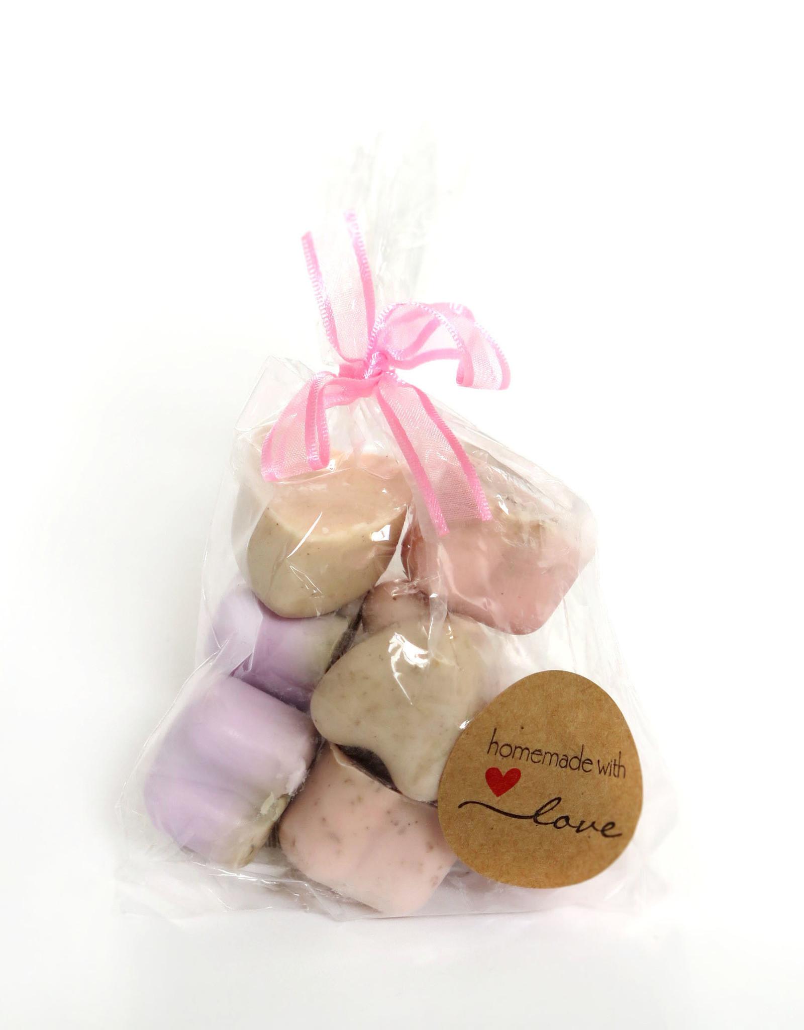 Adriana Vincenti Little Heart Soaps Mix Bag by Adriana Vincenti