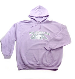 """Osa North """"The Dark Side"""" Lavender Hoodie by Osa North"""
