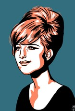 Commission Portrait by KerstinKayArt