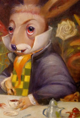 """""""March Hare"""" print by Richard Laurent"""
