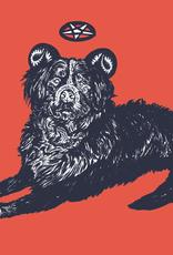 """Big Dog"" print by Alex G/ilistentoemo"