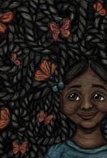 Isabella Scott 'Endless Twist'' sticker by Isabella Scott