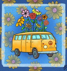 Katelyn McManis 'Yellow Bus'' sticker by Katelyn McManis