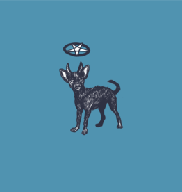 'Small Dog'' sticker by Alex G/ilistentoemo