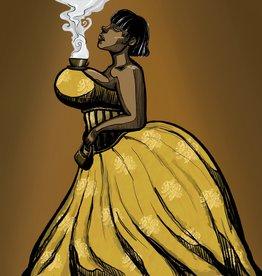 'Big Girls''  sticker by Yeuros