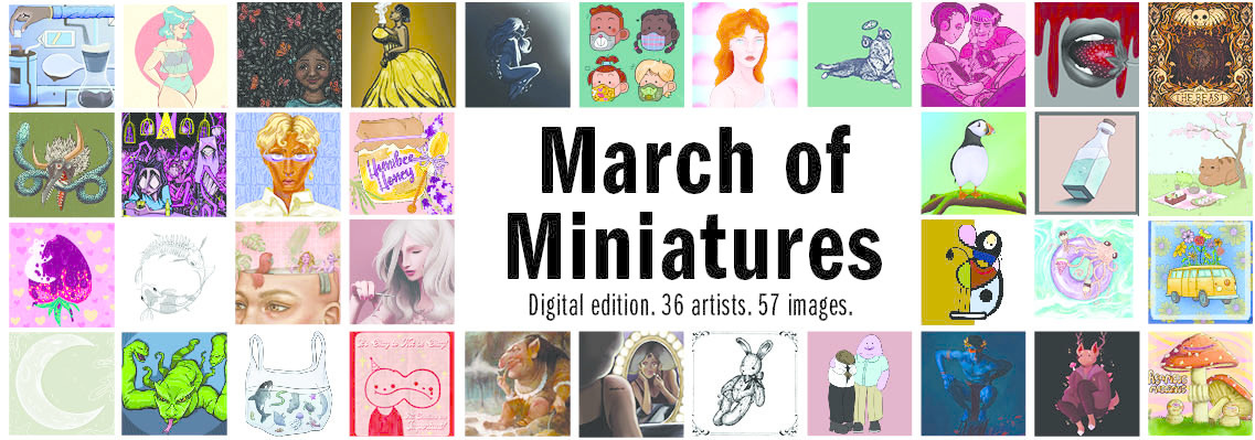 March of Miniatures: Digital Edition 2021