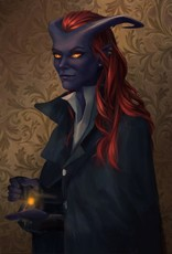 Commission Portrait by Erin Petersen