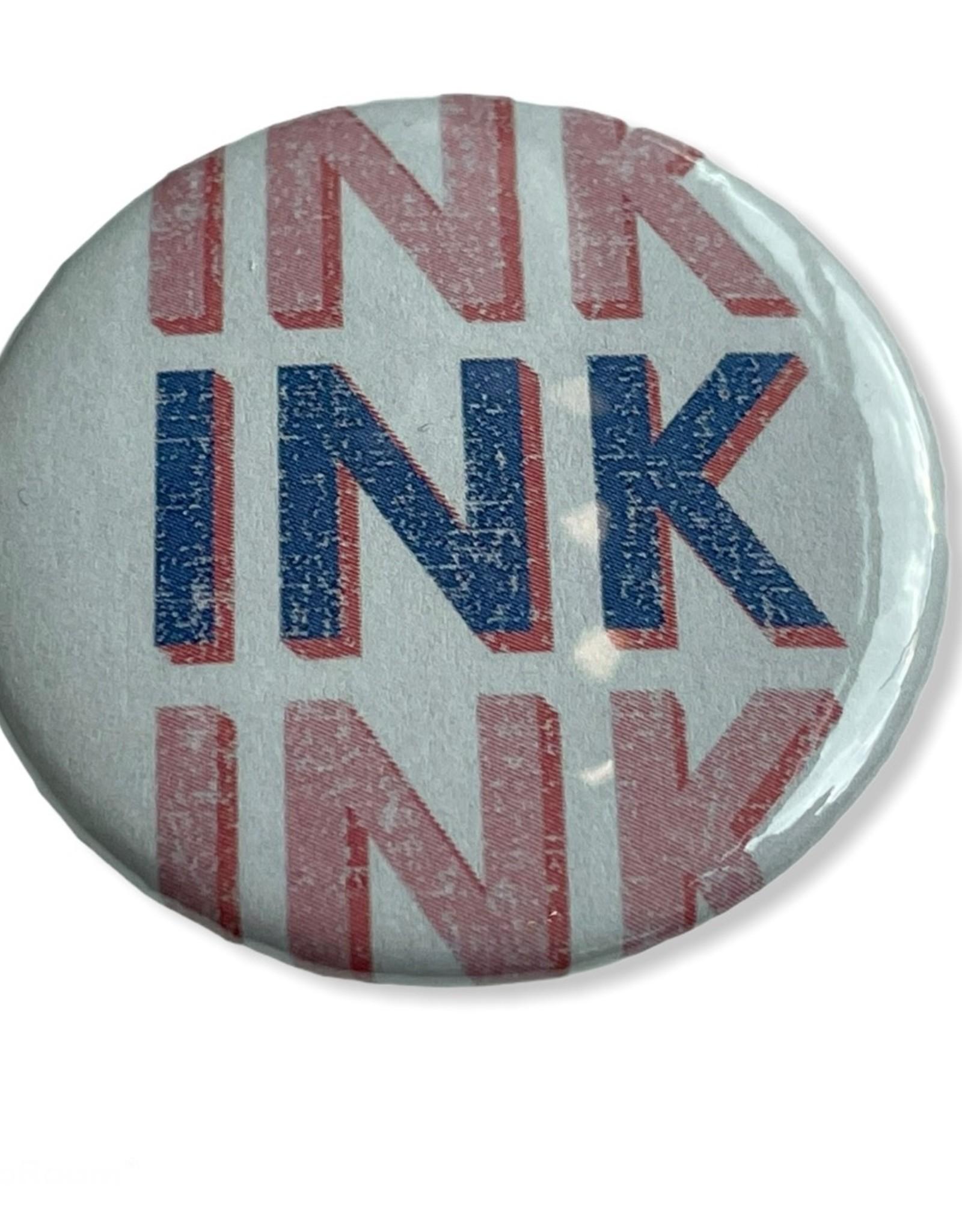 Illustration Student Group (ISG) INK INK INK Button, INK Fest 2021