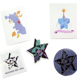 Manifest 2021 Sticker Pack