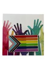 ReformedSchool Pride Flag Enamel Pin by ReformedSchool