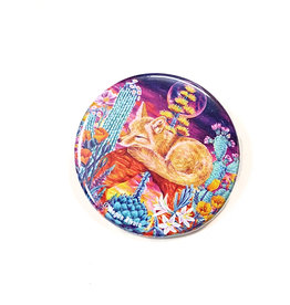 """Buy Columbia, By Columbia """"Coyote"""" Magnet by Megan Rivera"""