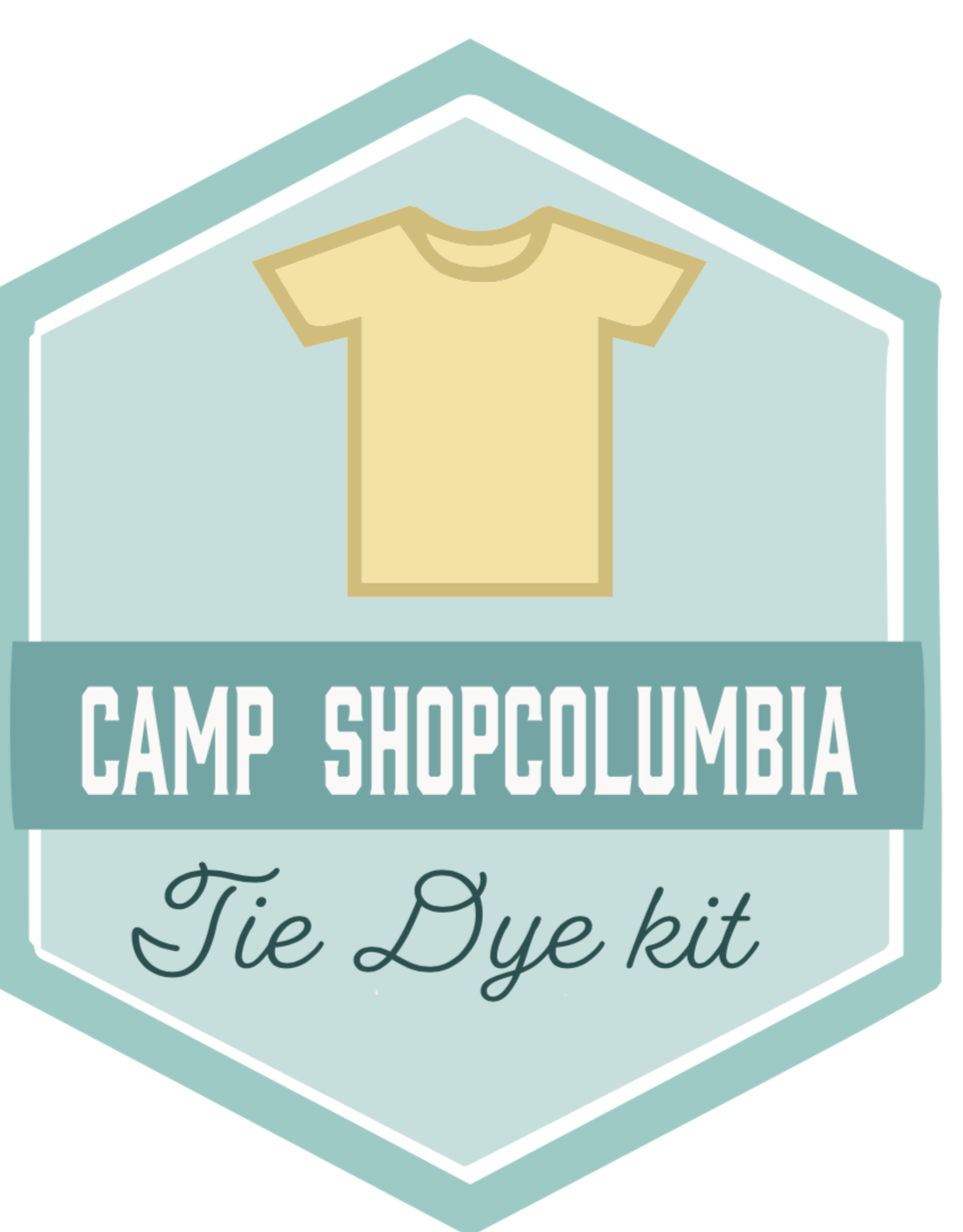 Buy Columbia, By Columbia Camp ShopColumbia Columbia Logo T-shirt and Tie Dye Kit