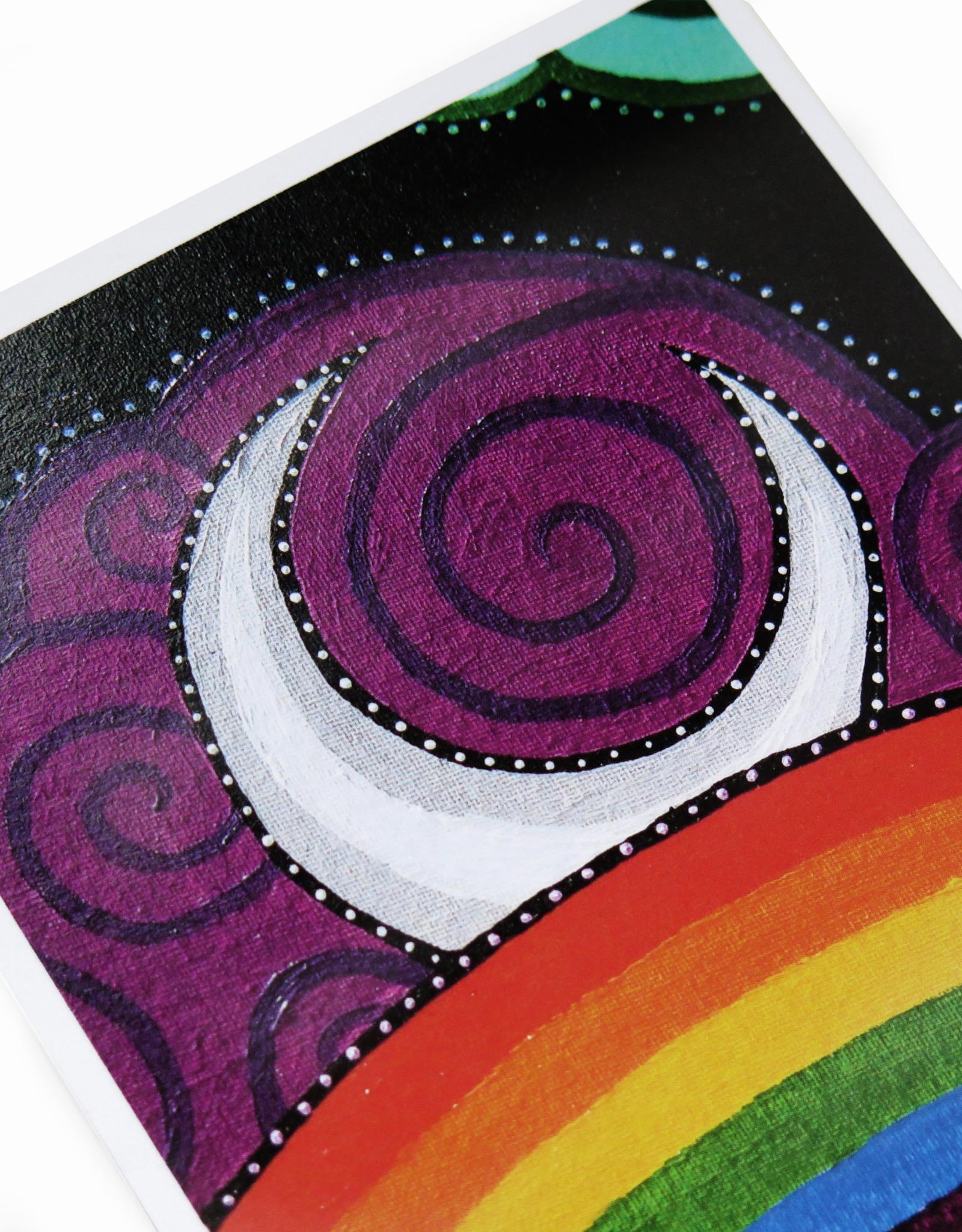 """Oliver Grenke """"Liminal No. 2"""" postcard print by Oliver Grenke"""