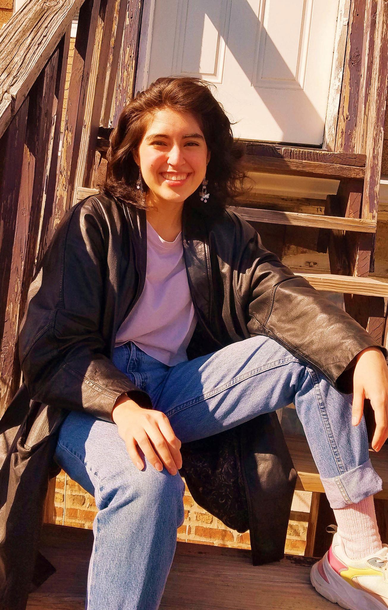 Featured Artist Friday: Jennifer Chavez, Columbia Merch Designer