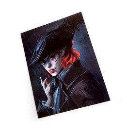 """Blood Hunter"" print by Erin Petersen"