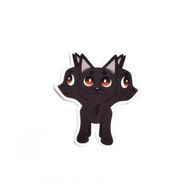 """""""Cerberus"""" sticker by Hailey DeWitt"""