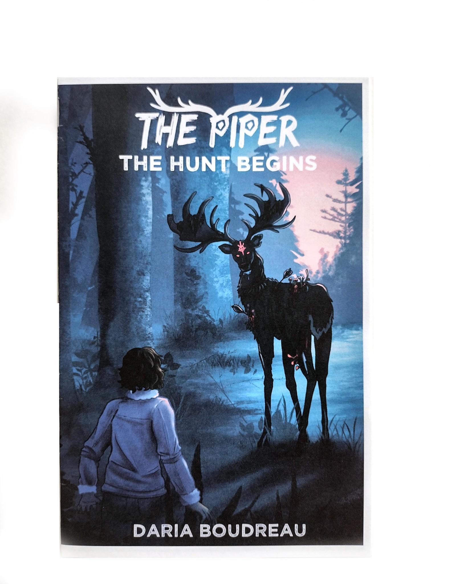 The Piper Comic by Daria Boudreau