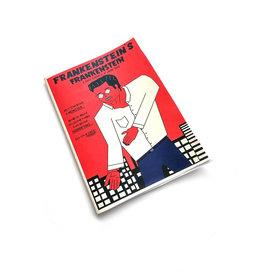 """""""Frankenstein's Frankenstein"""" zine by Jeremy Davis"""