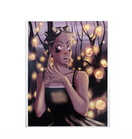 """""""Voodoo Butterfly"""" print by Coloristic Vivi"""