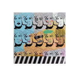 """Blaisdell Common """"Life Goes On"""" digital print by Blaisdell Common"""