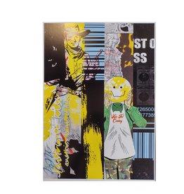 "Blaisdell Common ""Kiss the Cowboy"" digital print by Blaisdell Common"