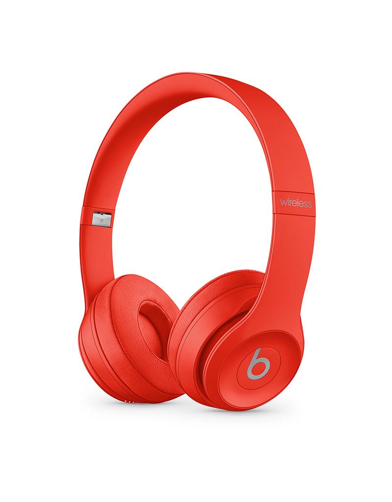 APPLE Casque sans fil Solo3 Wireless de Beats - Rouge