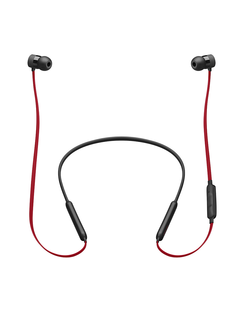 APPLE Écouteurs BeatsX - Collection Décennie de Beats - Rouge-noir triomphant