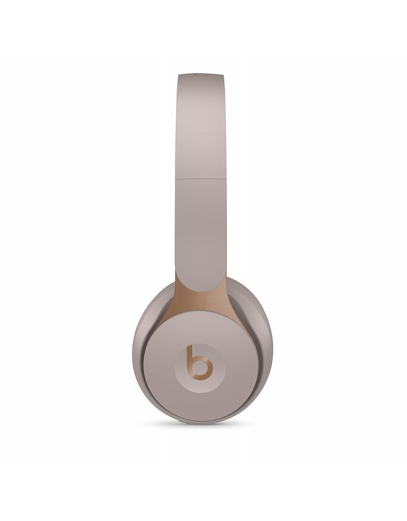 APPLE Casque d'écoute sans fil avec annulation du bruit Solo Pro Wireless de Beats - Gris