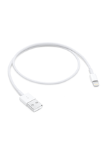 APPLE Câble Lightning vers USB (0,5 m)