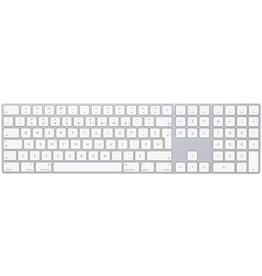 APPLE Magic Keyboard avec pavé numérique - Français (Canada QWERTY) - Argent