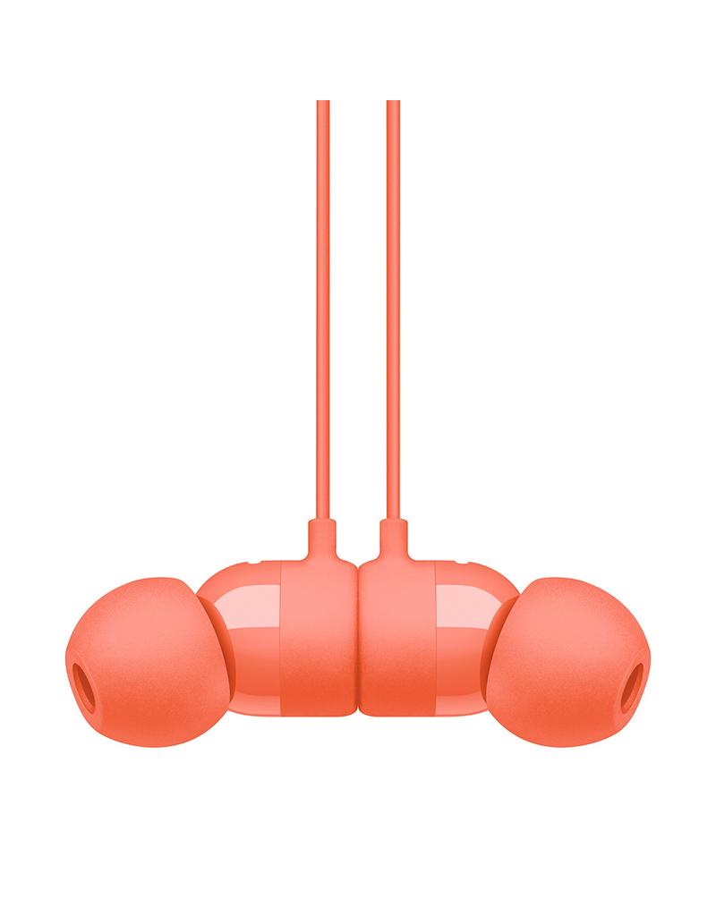 APPLE Écouteurs urBeats3 avec connecteur Lightning - Corail