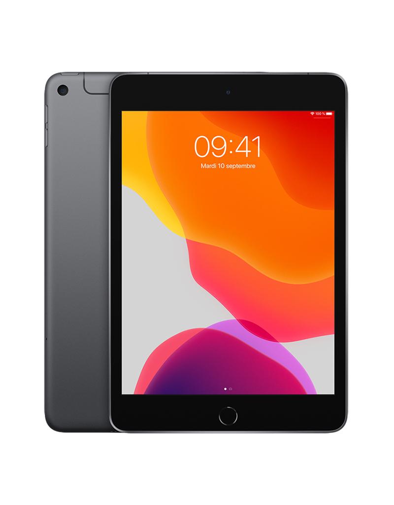 APPLE iPad mini Wi-Fi + Cellulaire 64 Go - Gris cosmique