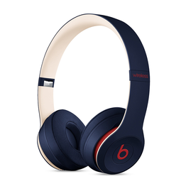 APPLE Casque d'écoute sans fil Solo3 Wireless de Beats - Collection Club - Bleu Club