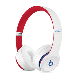 APPLE Beats Solo3 Wireless Headphones – Beats Club Collection – Club White