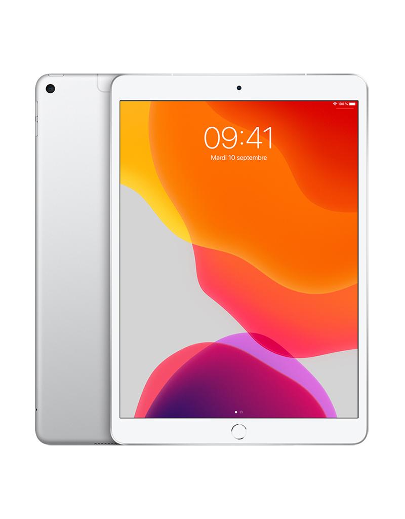 APPLE iPad Air 10,5 po Wi-Fi + Cellulaire 256 Go - Argent