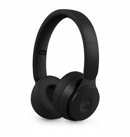APPLE Casque d'écoute sans fil avec annulation du bruit Solo Pro Wireless de Beats - Noir