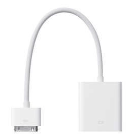 APPLE Adaptateur à 30 broches vers VGA d'Apple