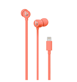APPLE urBeats3 Earphones with Lightning Connector – Coral