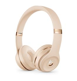 APPLE Casque sans fil Solo3 Wireless de Beats - Or satiné